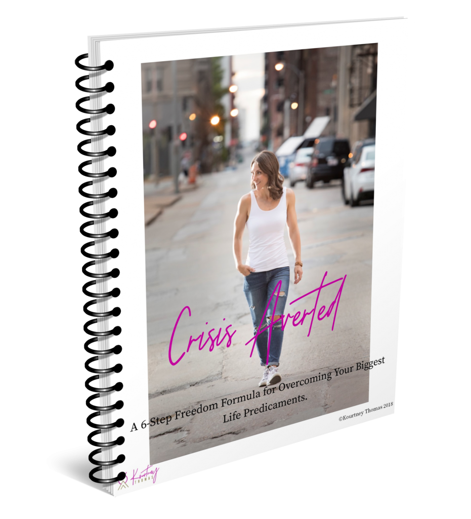Crisis Averted e-book | Kourtney Thomas