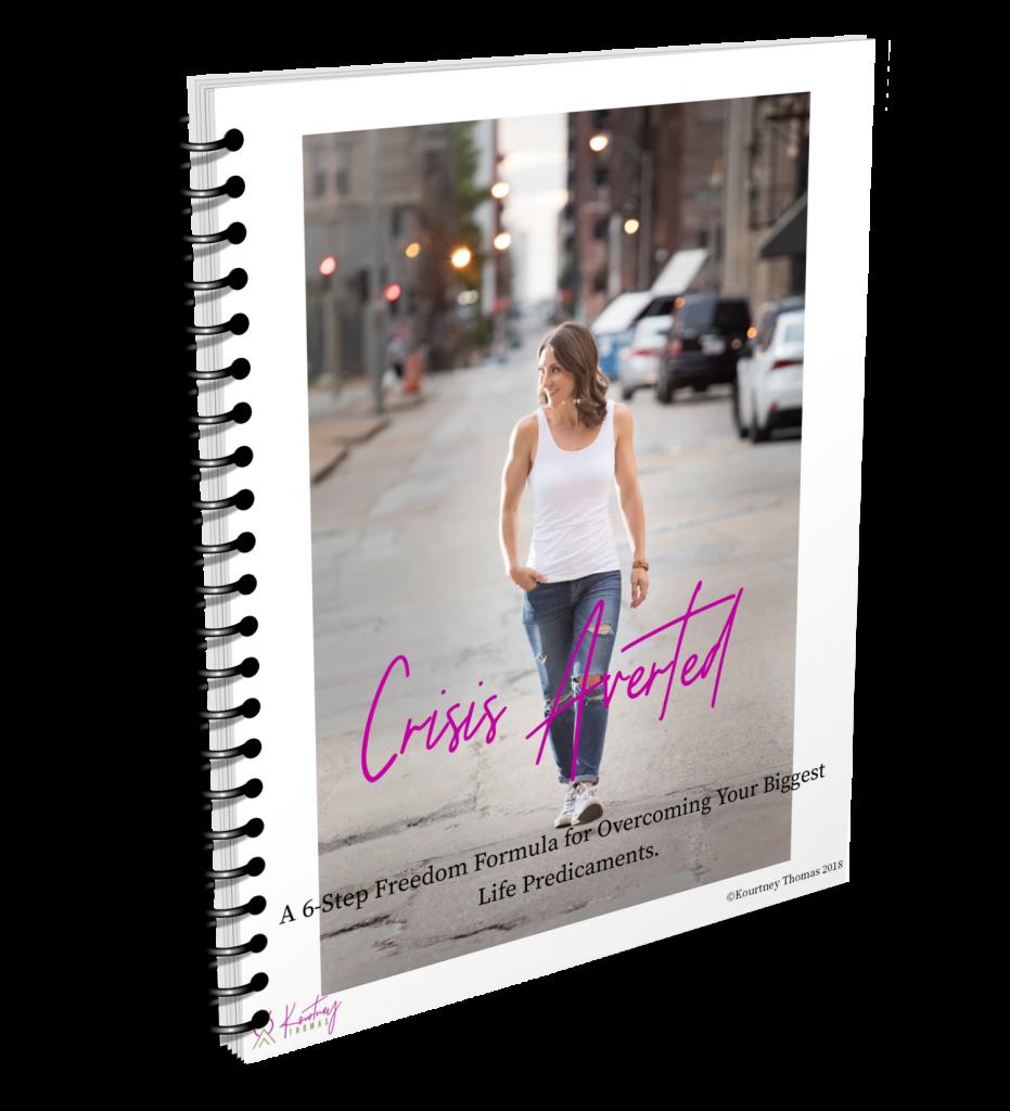 Crisis Averted e-book | Kourtney Thomas