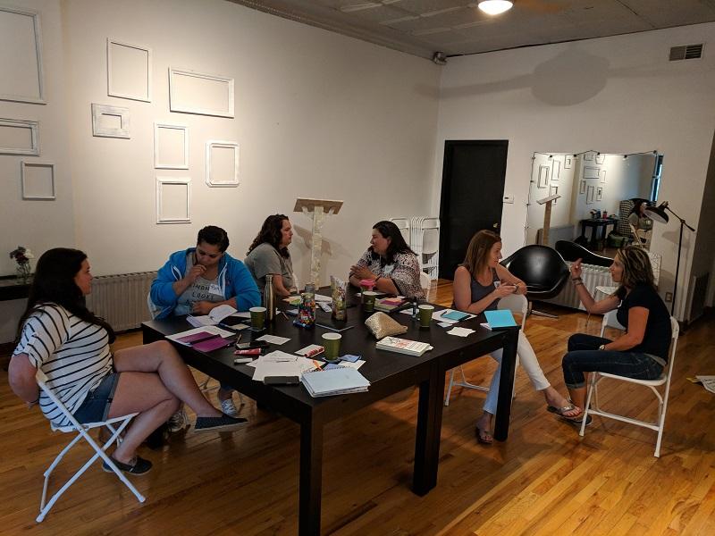 workshop clients | kourtney thomas life coach