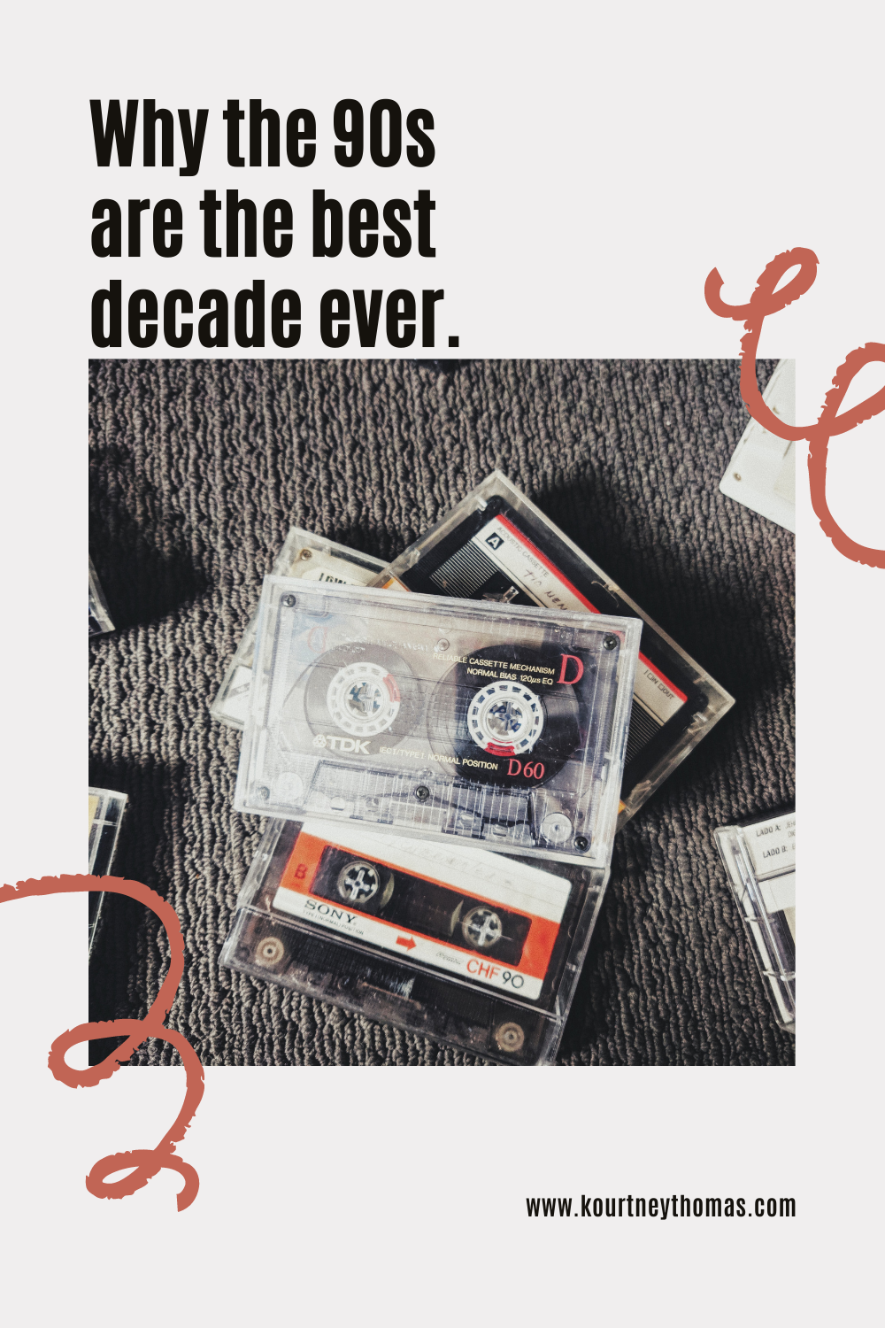 why the 90s are the best decade ever | kourtney thomas fitness life coach
