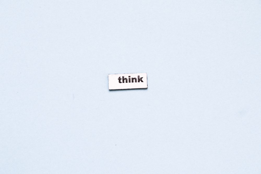 why your thoughts matter | kourtney thomas fitness life coach