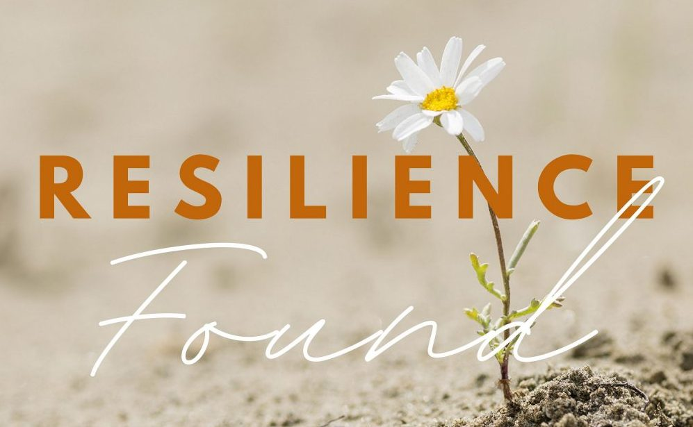 Resilience Found podcast | kourtney thomas fitness life coach denver