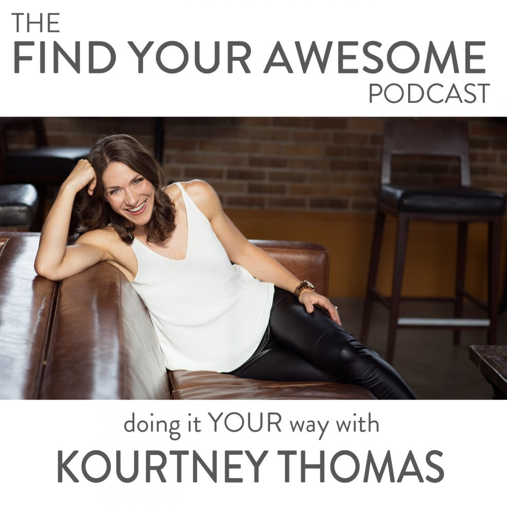 doing it your way podcast | kourtney thomas fitness life coach denver