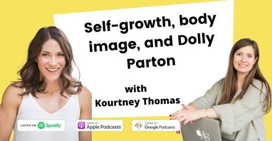 KT on the kitchen table podcast | kourtney thomas fitness life coach denver