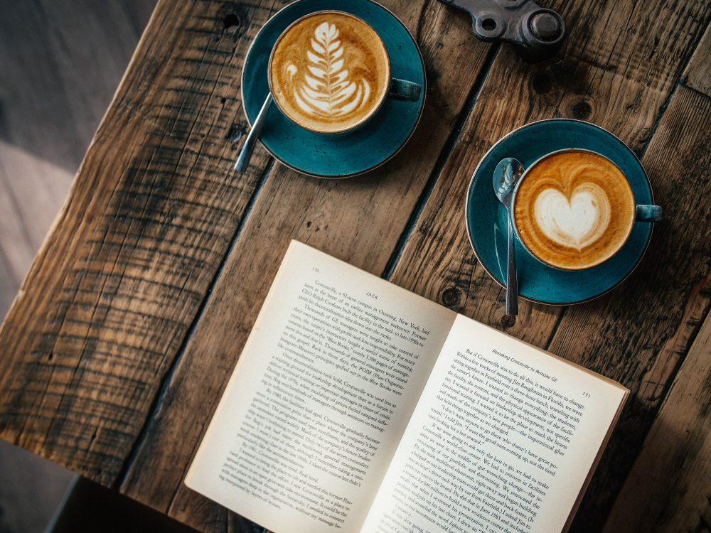 grab your PSL and a book! | kourtney thomas self-discovery life coach denver